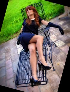 my ideal partner: talented,elegant&sexy!! Elena Alice Fossi is number 1° !!!