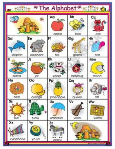 English Alphabet Chart#Repin By:Pinterest++ for iPad#