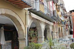 Balaguer La noguera plaza mercadal