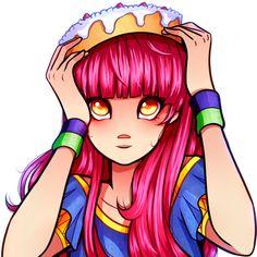 PaintingRainbows (ItsFunneh) by FlyingPings on DeviantArt Kpop Drawings, Cute Drawings, Funneh Roblox, Rainbow Fan, Rainbow Drawing, Cute Youtubers, Aphmau Fan Art, Roblox Animation, Roblox Pictures