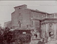 Basilica di Santa Maria in Ara Coeli Anno 1890/1910