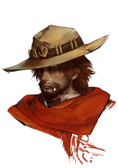 McCree | Tumblr