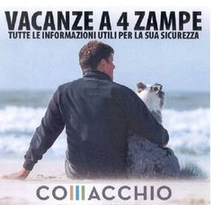 ♡ Nei Lidi di Comacchio sono benvenuti i nostri Amici Animali♡