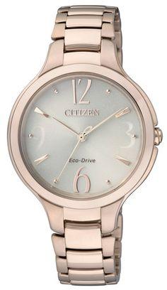Reloj Citizen Eco Drive Radiocontrolado Mujer FC0010 55D