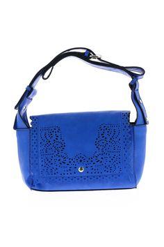 Sac à main style urbain bleu - Zonedachat Kate Spade, Street Styles, Purse, Bags, Blue