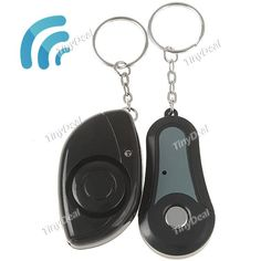 http://www.tinydeal.com/it/remote-control-key-finder-with-receiver-p-57112.html  1 to 1 Wireless Remote Control Electronic Key Finder Goods Finder Anti-lost Alarm