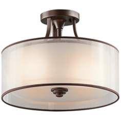 30 39 S Art Deco Glass Ceiling Light Fixture Chandelier For ...