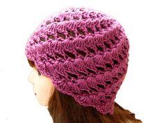 PDF  Tutorial  Crochet Woman Hat Pattern by accessoriesbynez, $4.25