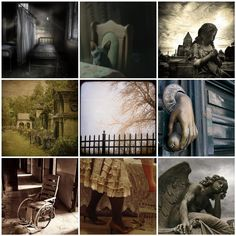 Decay | 1. Cane Hill Asylum, 2. Greenish, 3. Requiem, 4. Wie… | Flickr - Photo Sharing!