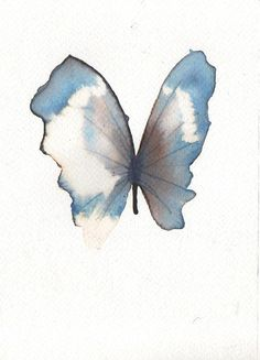 Image result for tattoo blue grey watercolor