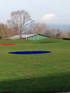 Driving Range - Golf Club Udine, Fagagna - Italy