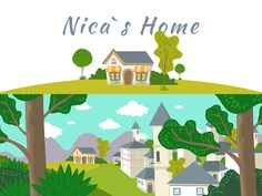 Nica`s Home by Denis Bors
