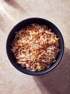 Riz aux vermicelles | Ricardo Valeur Nutritive, Nutrition, Grains, Ethnic Recipes, Middle, Food, Healthy Choices, Angel Hair, Other Recipes
