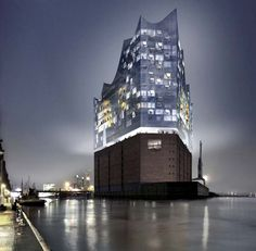 Elbe Philharmonic in Hamburg by Herzog & deMeuron
