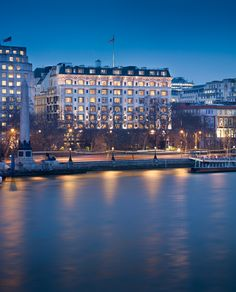 British Bespoke: Your Own Private London - Via The Savoy