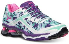 separation shoes d89e0 341a6 Mizuno Women s Wave Creation 15 Running Sneakers from Finish Line