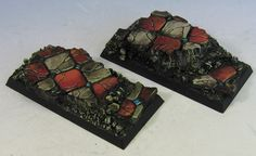 James Wappel Miniature Painting: A base to stand on