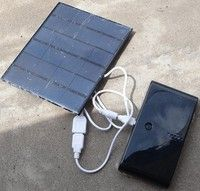 Type: solar panel Maximum power 3.5W (W) Operating current 0-0.58 (A) Operating voltage 6 (V) Interf