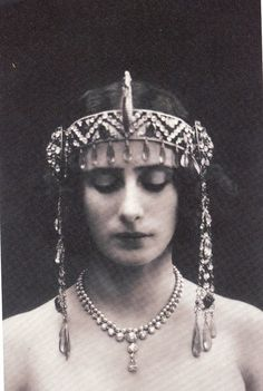 ↢ Bygone Beauties ↣ vintage photograph of Anna Pavlova, Prima Ballerina. Anna Pavlova, Vintage Photographs, Vintage Photos, Russian Ballet, Ballet Dancers, Looks Style, Belle Epoque, Vintage Beauty, Headdress