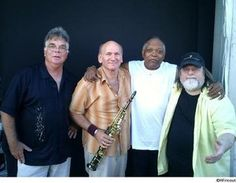 QUEST with Dave Liebman, Richie Beirach, Ron McClure & Billy Hart, playing this week at Birdland