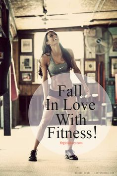 5 Ways To Fall In Love With Fitness And Exercise