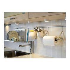 GRUNDTAL Reflektor punktowy - biały - IKEA