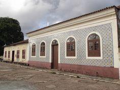 Casa Paroquial - Guimaraes, Maranhao, foto: costaamazonicamaranhense.blogspot