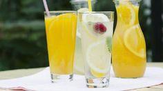 Lag forfriskende limonader i sommer!