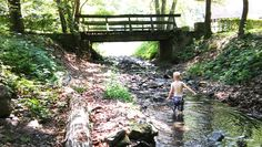 Hűsítő kirándulások gyerekekkel, ahol patakokban is mászkálhattok Garden Bridge, Hungary, Budapest, Bali, Marvel, Outdoor Structures