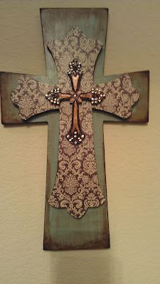 Awesome stacked crosses.