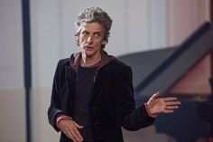 """Mark Gatiss has """"no idea"""" who the new Doctor Who is Doctor Who 12, The New Doctor, 13th Doctor, Twelfth Doctor, Doctor Who Cosplay, Mark Gatiss, Dating Girls, Bbc America, Peter Capaldi"""