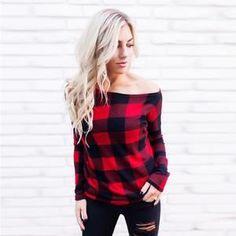 Women Cold Shoulder Long Sleeve Pullover Sweater-Sweater-DMC_Fashion_Stylist-S-DMC_Fashion_Stylist