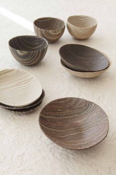 Love this striped ceramics from Babaghuri (Photo: Noriko Matsumoto) From jurgen leho etc.