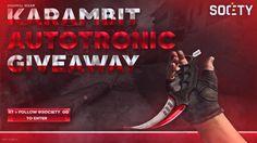 Karambit Autotronic Giveaway