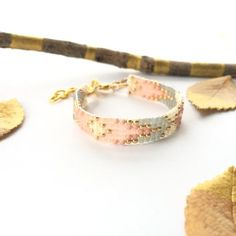 This Woven bracelet is the perfect accessories to any outfit! A June + Penny original design, the details on this bracelet are spectacular!  Stack this bracelet