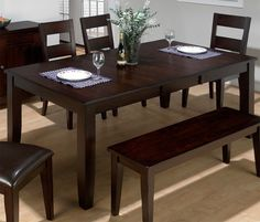 50+ butterfly Leaf Dining Room Table - Modern European Furniture Check more at http://www.nikkitsfun.com/butterfly-leaf-dining-room-table/