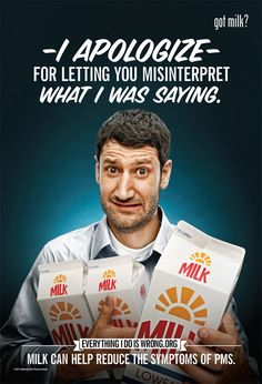 i think this ad campaign is hilarious...people need to lighten up...I know i totally act like this sometimes  :)