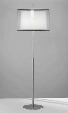 Cleveland Lighting | Saturnia - One Light Floor Lamp