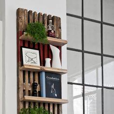 Møbler af genbrugsmaterialer, fremstillet lokalt i vores værksted! - Genbyg Design