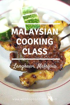 Malaysian Cooking Class – Cook With Shuk #food #travel #Malaysia #cooking