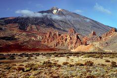 Pico del Teide.