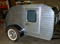 1957 Serro Scotty 10' Sportsman Vintage Camper - $3950 (DFW)