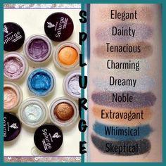 #splurge #splurgecream #creameyeshadow #eyeshadow