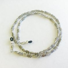 Check out Silver Owl Handmade Eyeglass Chain Holder on heavenlychains