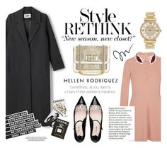 """""""Page 28/09"""" by lali22 ❤ liked on Polyvore featuring RED Valentino, Christian Louboutin, Miu Miu, Assouline Publishing, Michael Kors, StreetStyle, romantic, editorial and StreetChic"""