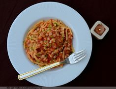 Paradicsomos-babos tészta Penne, Risotto, Food And Drink, Posts, Ethnic Recipes, Messages, Pens