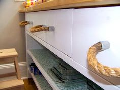 Anthropologie inspired drawer pulls