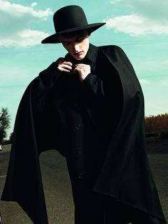 """arenahommeplus: Victor Nylander in """"The Wanderer"""" Dior Homme AW11 by Willy Vanderperre"""