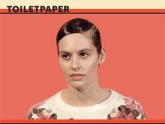 Toilet Paper Magazine #inspiration #toiletpaper #agencekilt