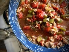 Stuffed Pepper Soup - Daily Dose Of Pepper
